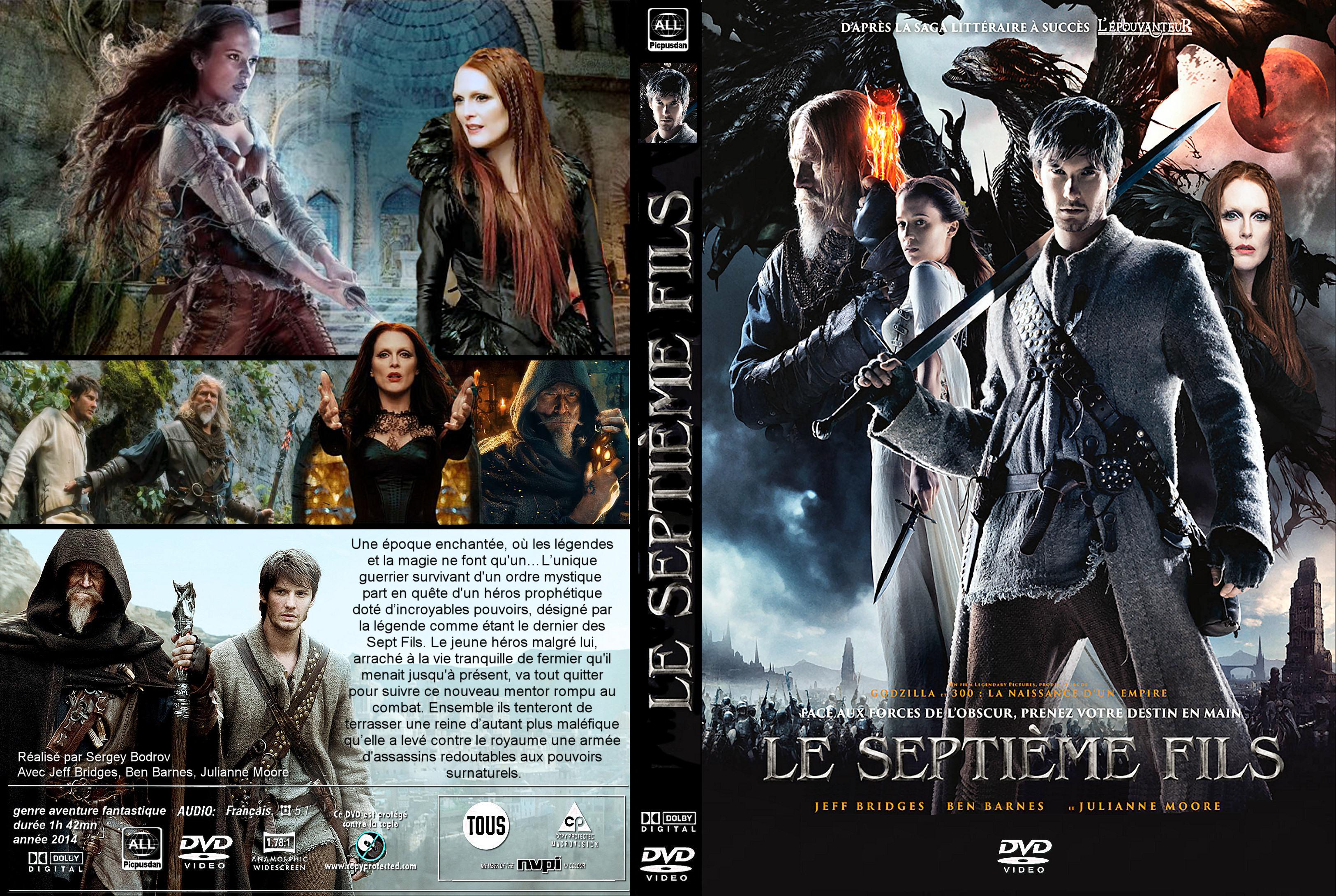 le septieme fils dvd